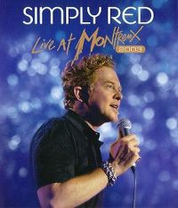 Cover Simply Red - Live At Montreux 2003 [DVD]